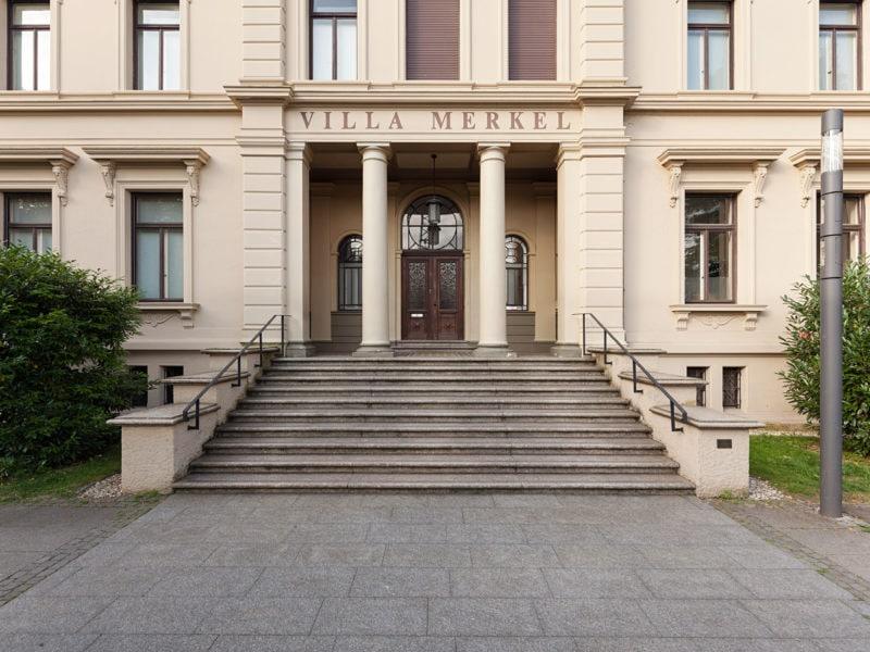 Villa Merkel, Galerie der Stadt Esslingen
