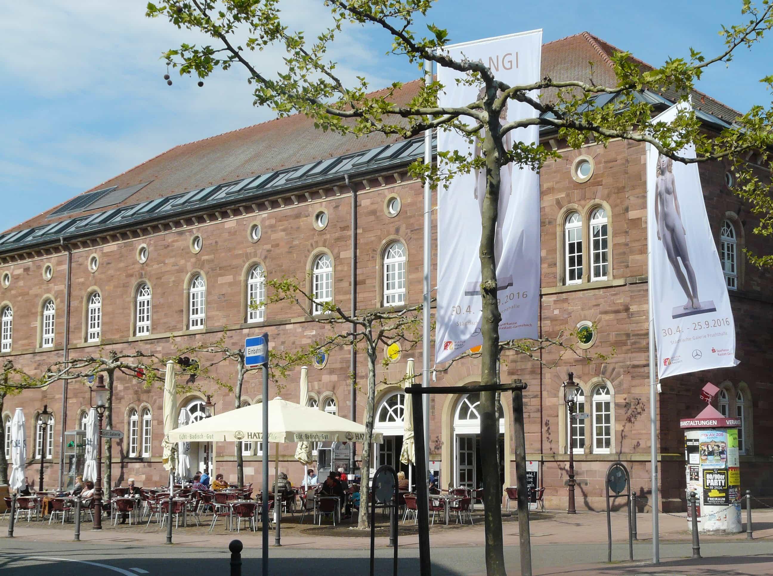 Städtische Galerie Fruchthalle Rastatt